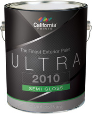 Ultra 2010 Exterior Semi-Gloss Paint