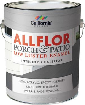 AllFlor Porch U0026 Floor Enamel Low Luster