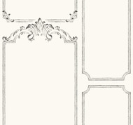 Magnolia Home French Panel Wallpaper