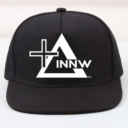 Show your support for influencing positive change in the world with this limited edition snapback hat!  #PCINNW  Note, logo embroidered.