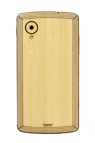 Nexus 5 (NEX5) Bamboo back panel