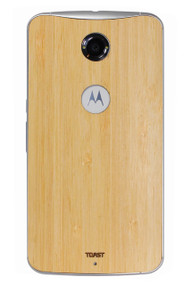 Wooden finish mobile case for Nexus 6