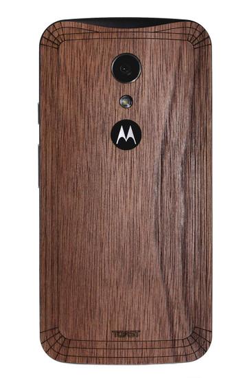 Moto G (2nd Gen) (MOTG2) Walnut back panel
