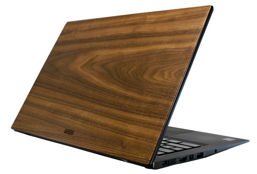 Lenovo Think Pad X1 Carbon Walnut edge view