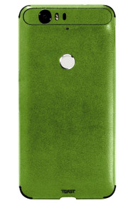 Nexus 6P Leather Mojito back panel
