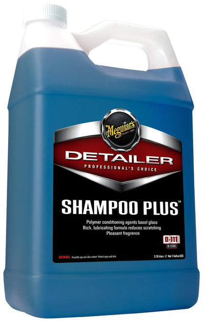 Meguiar's Shampoo Plus 1 Gallon