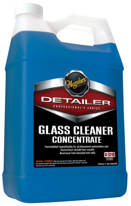 Meguiar's Glass Cleaner Concentrate 1 Gallon