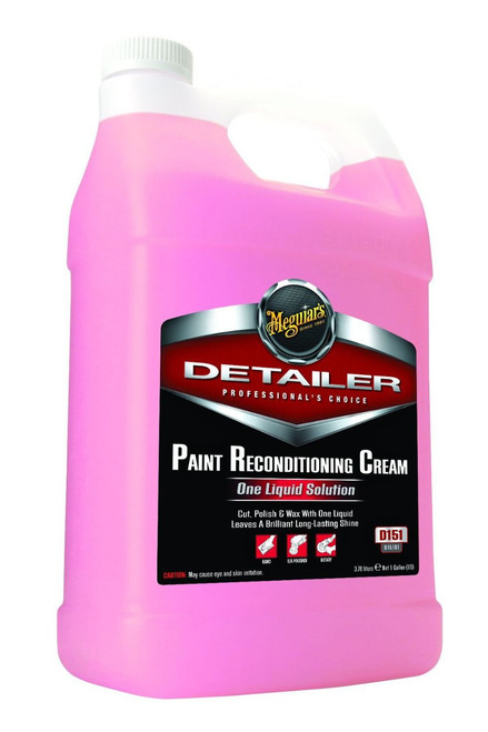 Meguiar's Paint Reconditioning Cream 1 Gallon