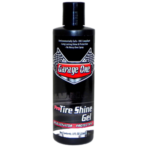Garage One Pro Tire Shine Gel Concentrate 8oz.