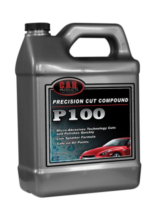 C.A.R. Products® - Precision Cut Compound P100 - 1 Gallon