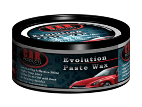 C.A.R. Products® - Evolution Paste Wax - 8oz