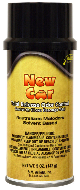 SM Arnold - New Car Scented Odor Bomb