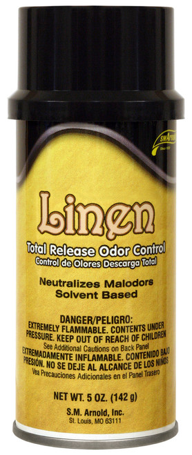 SM Arnold - Linen Scented Odor Bomb