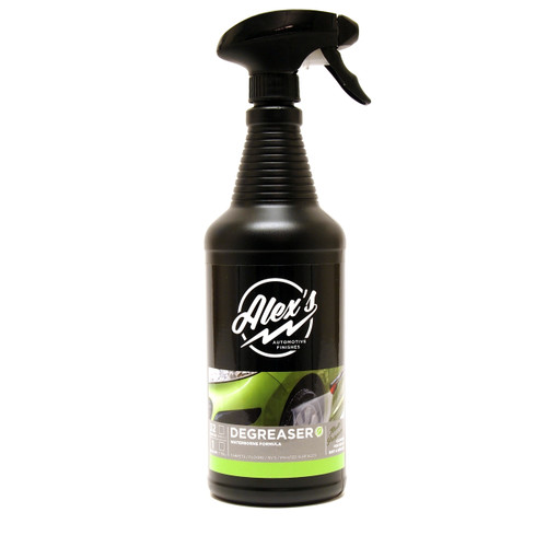 Alex's Automotive Finishes Waterborne Degreaser - 32 oz.