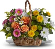 Sweet Tranquility Basket