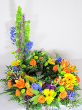 Wreath for Cremation Urn