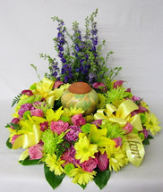 Our Love Expressed Cremation Urn