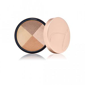"JANE IREDALE 12502 QUAD BRONZER ""MOONGLOW"""