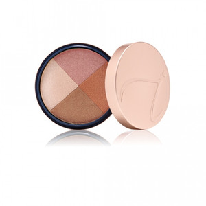 "JANE IREDALE 12503 QUAD BRONZER ""SUNBEAM"""