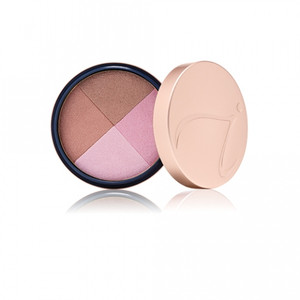 "JANE IREDALE 12506 QUAD BRONZER ""ROSE DAWN"""