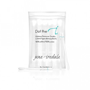 "JANE IREDALE MAKEUP REMOVAL ""DOT THE i® MAKEUP REMOVER SWABS"""