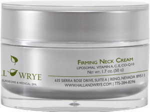 HALL & WRYE FIRMING NECK CREAM