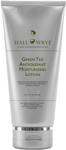 HALL & WRYE GREEN TEA ANTIOXIDANT BODY LOTION