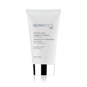 GLOWBIOTICS MD PROBIOTIC ACNE TREATMENT CLEANSER
