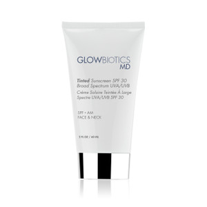 GLOWBIOTICS MD TINTED SUNSCREEN SPF 30