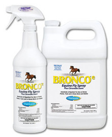 Bronco Fly Spray gallon
