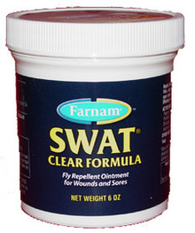 Swat Wound Fly Ointment Clear