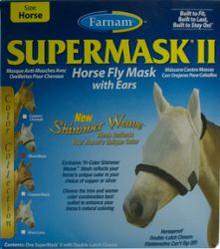 Supermask II Horse