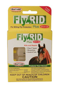Fly Rid Spot-On 3x9cc Applicat