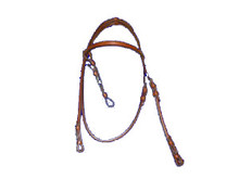 Race Bridle Head Stall 5/8x1/2