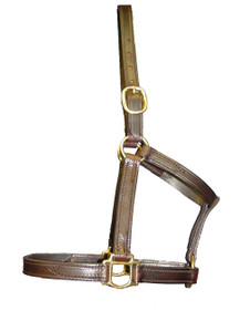 Halter Turnout English Chin Large Foal/Suckling
