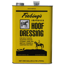 Fiebing Hoof Dressing gallon