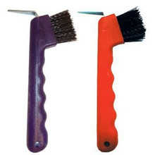 Hoof Pick & Brush