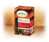 Chai Organic & Fair Trade Tea Twinings
