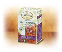 Mixed Berries Cold Brewed Iced Tea Twinings of London