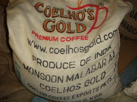 Indian Decaf Monsoon Malabar AA Green Coffee Beans