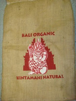 Bali Organic Kintamani Natural Green Coffee Beans