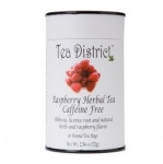 Raspberry Herbal Tea - Tea District