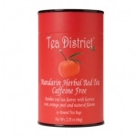 Mandarin Herbal Red Tea - Tea District
