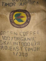 East Timor Cooperative Cafe Timor (CCT) Organic Fair Trade SHG Green Coffee Beans