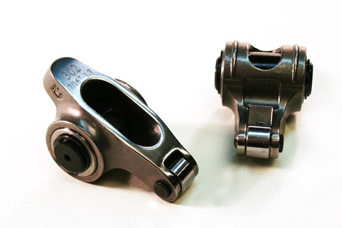 "0230207 - Small Block Ford 1.7 x 7/16"", PRW Stainless Steel Rocker Arms"