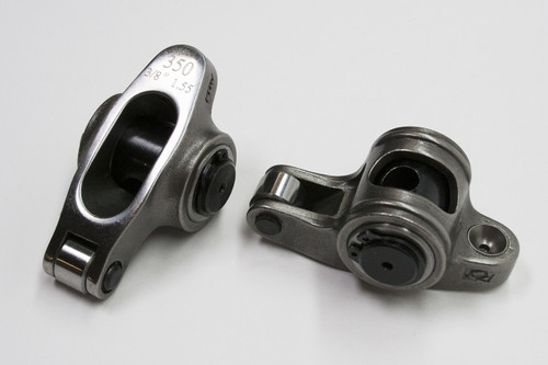 "0235003 - Small Block Chevy 1.55 x 3/8"", PRW Stainless Steel Rocker Arms"
