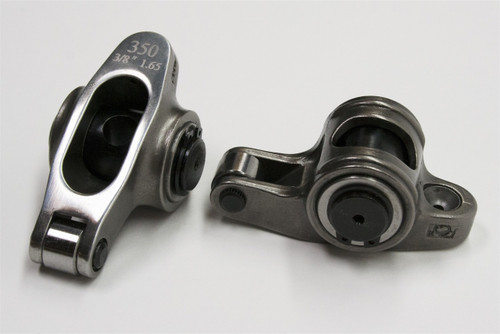 "0235006 - Small Block Chevy 1.65 x 3/8"", PRW Stainless Steel Rocker Arms"