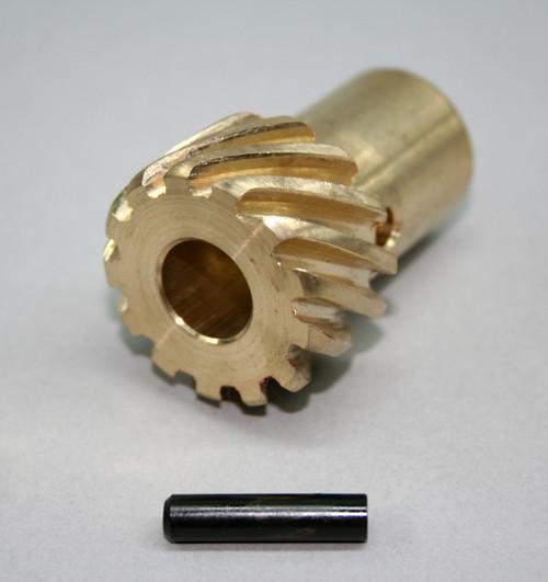 "0735001 - 0.491"" Small/Big Block Chevy Bronze Distributor Gear"