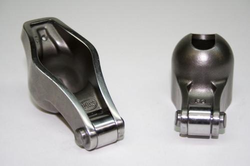 """0830201 - Small Block Ford 1.6 x 3/8"""" - PRW Sportsman Steel Rocker Arms"""