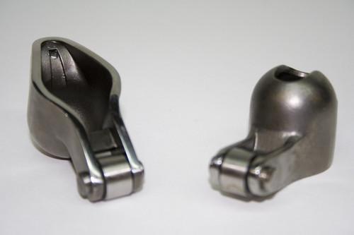 """0830209 - Small Block Ford 1.6/1.7 x 3/8"""" Split Ratio Set - PRW Sportsman Steel Rocker Arms"""
